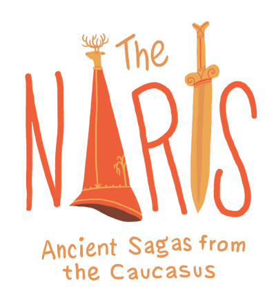 The Narts: Ancient Sagas from the Caucasus